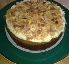 Le carrot cake du 24 avril …